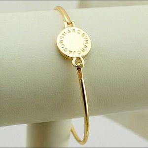 Marc Jacob Gold tone bracelet